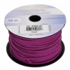 Faux Suede Lacing 50m Purple